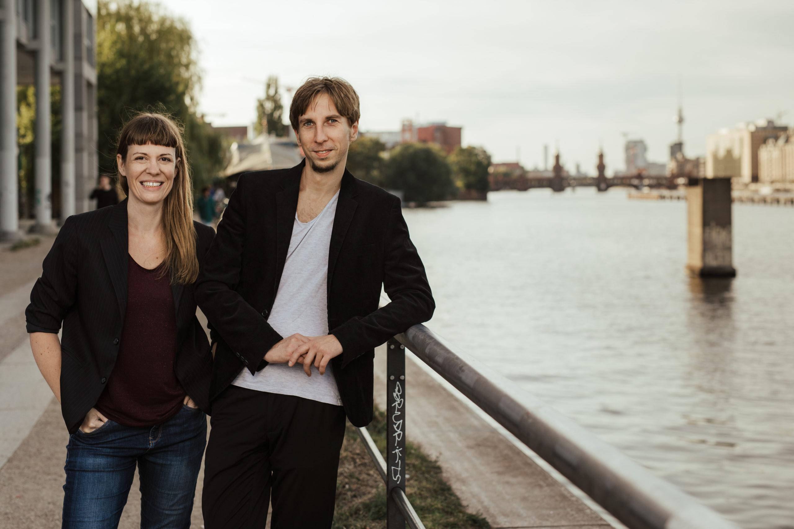 Stefanie Hardick und Dirk Nordhoff