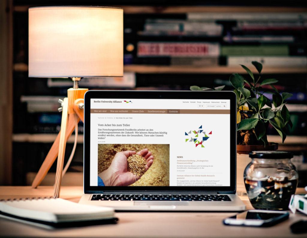 Web Content von Nordhoff und Hardick